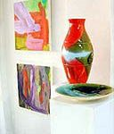 Ceramics by Lindy Foss-Quillet