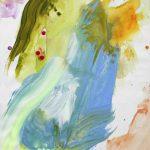 le matin calme 2013 acrylic on canvas 60x80