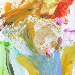 midday 2013 acrylic on canvas 80x80