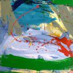 saugatuck 2010 acrylic on canvas 100x130