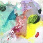 summer study IV 2012 acrylic on canvas 20x20