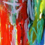 ta prohm 2005 acrylic on canvas 162x193